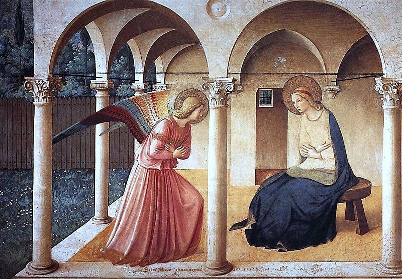 ANGELICO-Fra-Annunciation