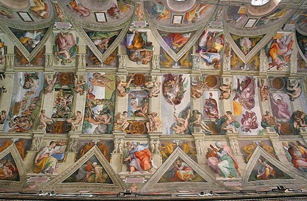 Sistine-Chapel-ceiling