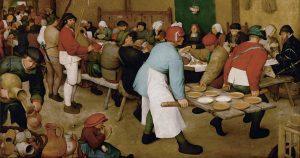 Pieter_Bruegel_the_Elder_Peasant_Wedding