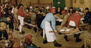 Pieter_Bruegel_the_Elder_Peasant_Wedding